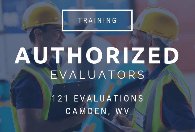 ITS Welcomes 121 Evaluations as Approved Provider