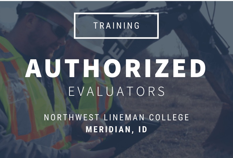ITS WELCOMES NEW APPROVED PROVIDER | NORTHWEST LINEMAN COLLEGE