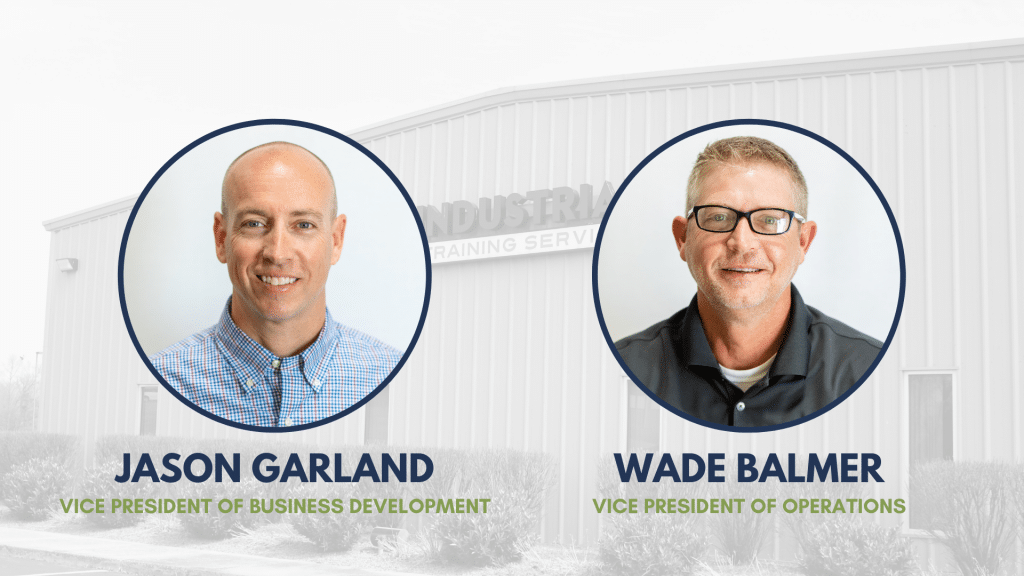 ITS Welcomes the Promotion of Jason Garland and Wade Balmer